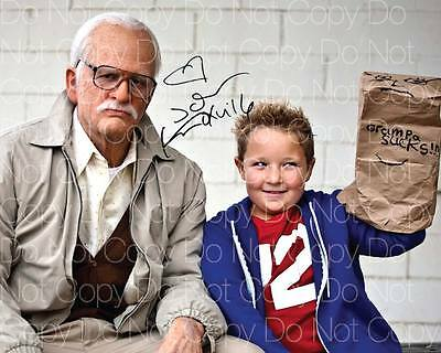 Bad Grandpa signed Johnny Knoxville 8X10 photo picture autograph poster RP