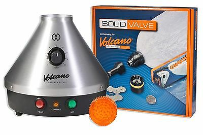 Classic Volcano Vaporizer  - Solid Valve RRP £350