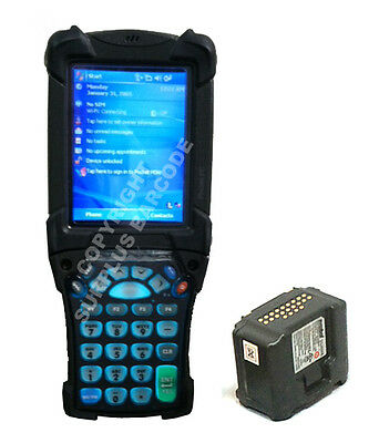 Symbol Motorola Mc9090 Sk0hjafa6wr Wireless Barcode Scanner Windows