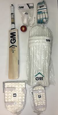 GM 808 Junior KW Willow Back Pack Cricket Combo Kit + AU Stock + Free Delivery