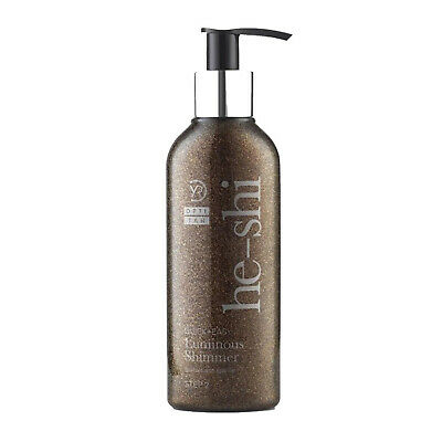 He-Shi Luminous Shimmer Bronzer With Sparkle 150ml