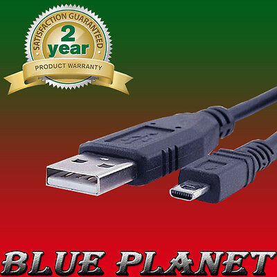FujiFilm FinePix FUJI JV300 / JV305 /JX600 /  USB Cable Data Transfer Lead