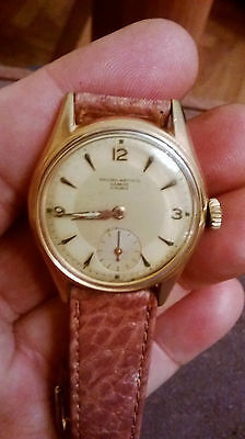 Record Watch Geneve hand winding Swiss Made anni ' 50
