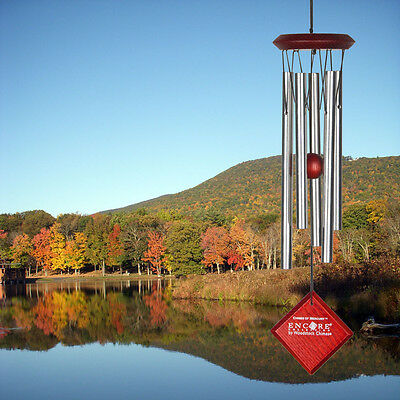 Encore Chimes of Mercury - Silver Wind Chime