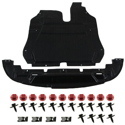FORD MONDEO MK3 00-03 UNDER BUMPER COVER Mounting Kit Instruction Certificate