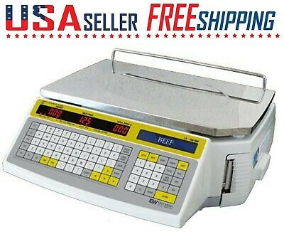 Easy Weigh LS-100F Printing scale LS100F LS100 EasyWeigh Label