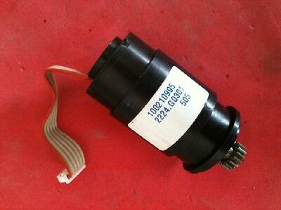 Used Work Faulhaber 2224V009SR Motor with Encoder #E-NE  GY