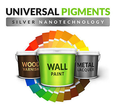 PIGMENT DYE TINT COLOURANT STAIN WALL EMULSION PAINT-20% when buy 3 or more