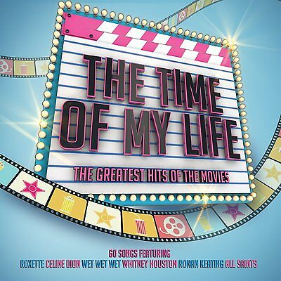 Various - The Time Of My Life - Greatest Hits Of The Movies 3Cd Album Set (2014)