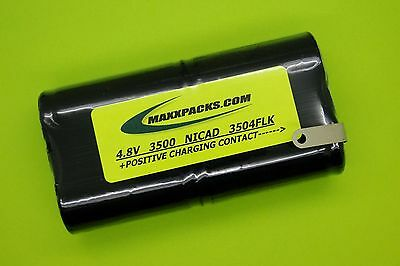 NEW 3500mA BATTERY FOR FLUKE SCOPEMETER 95 96 96B 97 98 99B / MADE IN USA