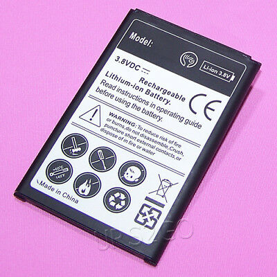 New Extended Slim 5370mAh battery For Samsung Galaxy Note 3 SM-N900V Verizon USA