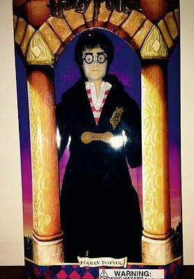 RARE! Harry Potter Wizard Doll by Gund (2001) Out of Production & New in Package