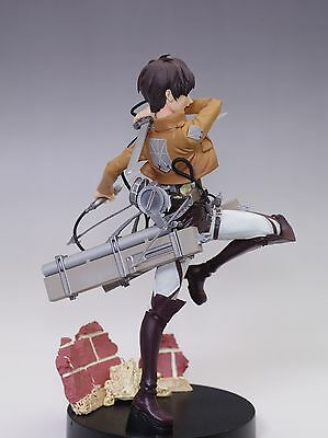 Attack on Titan Vertical Mamuevering Special Figure Eren Yeager Japan Import