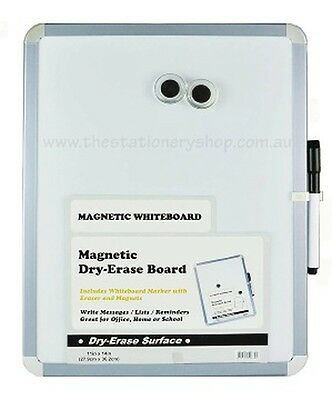 Magnetic Whiteboard with Accessories- Medium-PRICE REDUCTION!
