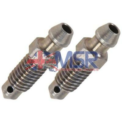 Brake Caliper Bleed Screw/Nipple M8 x 1.25mm *2 PACK*