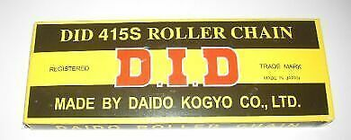 Heavy Duty DID 415 x 120 D.I.D Roller Chain