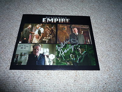 WILLIAM FORSYTHE signed Autogramm In Person 20x25 cm BOARDWALK EMPIRE