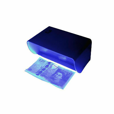 UV Light Bank Note Checker