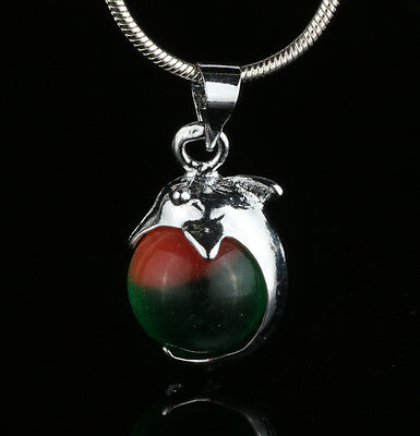 free Silver Plated Dolphins bouldering CZ pendant for a necklace cheap AB16