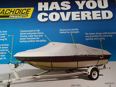 Boat Cover Center Console Boats 21Ft To 23Ft 97361 Boat Canvas Storage Cover