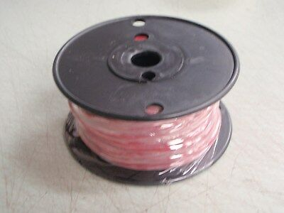 Wire Marine Boat Tinned Copper 16Ga Red 100Ft Roll 84-507 Wiring Electrical