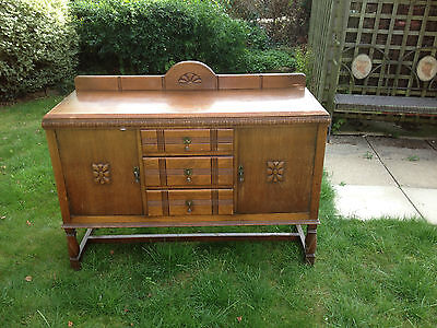 1930s Art Deco Style Sideboard