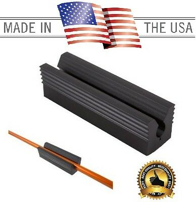 Rubber Vise Clamp For Golf Club Shafts, Regripping, Premium Quality, Vice Clamp