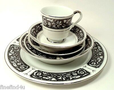 EMPRESS CHINA PATRICIAN 171 DISHES JAPAN 6 PC PLACE SETTING (s)