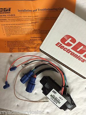 POWER PACK JOHNSON Evinrude 667 1134767 Cd2 Sl6100 Omc