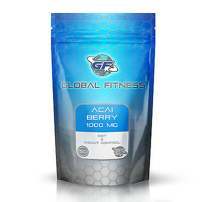 Acai Berry, 60-120 x Tablets 1000mg - AMAZING DIET & WEIGHT LOSS AID