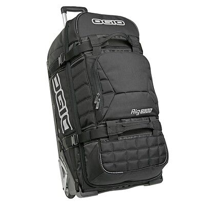 Ogio 9800 RIG 9800 Stealth Black Wheeled Travel Gearbag