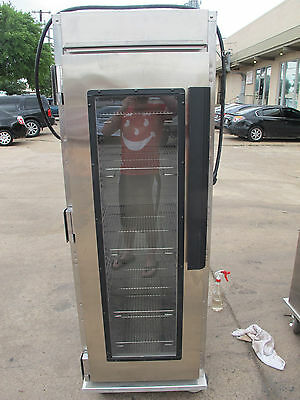 CRES COR H138NS36CNPMQL INSULATED PASS THRU HOLDING CABINET SOLID DUTCH DOORS