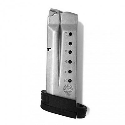 Smith & Wesson M&P Shield Magazine-8 Round 9mm Pistol Mag-199360000