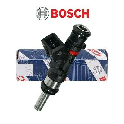 GENUINE Bosch 0280158123 590cc 56lb Long Nozzle EV14 6-Hole Fuel Injector (1)