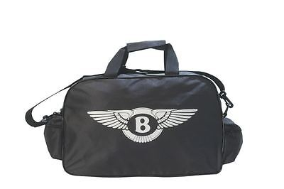 BENTLEY TRAVEL / GYM / TOOL / DUFFEL BAG gt gtc continental arnage banner flag