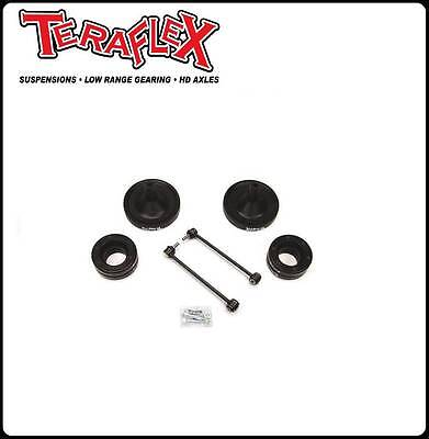 "Teraflex 1155200 2.0"" Leveling Lift Kit Jeep Wrangler JK & Unlimited"