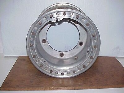 "Real Aluminum Beadlock Wide 5 Wheel 12"" Wide 5-1/2"" Offset R20 Weld Late Model"