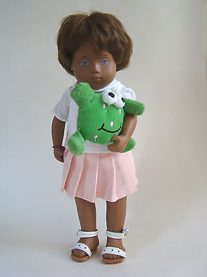 Little Green Monster Plush Mini Toy for Sasha Patsy Crissy Velvet Furga NO DOLL