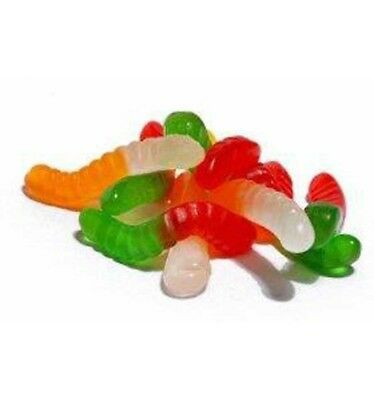 Albanese Gumi Worms Assorted Fruit 2.27kg