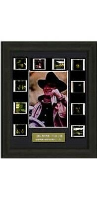 John Wayne True Grit Limited Edition Genuine 35mm Film Cells Framed & Matted