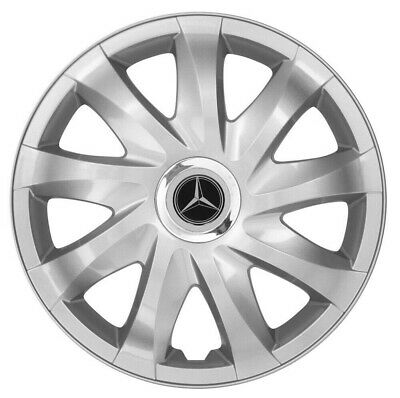"4x16/"" Wheel trims wheel covers for Mercedes Sprinter II 16/""  silver"