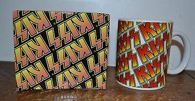 KISS Ceramic Coffee Mug 12oz Officially Licensed Merchandise Cup Drink Tea