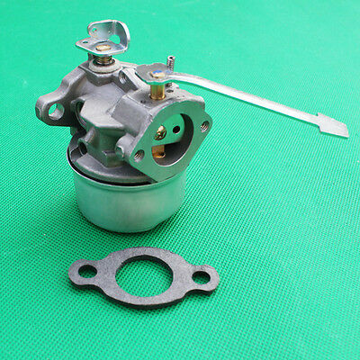Carburetor For Tecumseh 640086A 3Hp 2 Cycle Toro Craftsman MTD Snowblower Carby