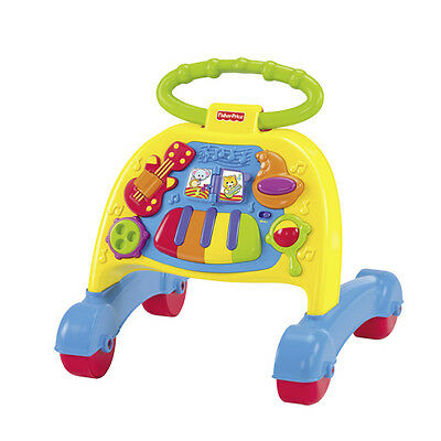 Fisher Price - Musical Activity Walker - Lauflernwagen - Baby Walker  V3254