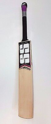 SS Gladiator Kashmiri Willow Cricket Bat (Indoor)+AU STOCK +FREE Ship& Extras