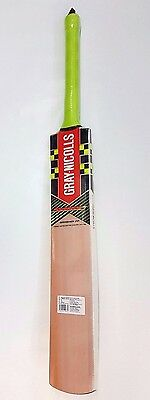 Gray Nicolls Powerbow Smasher Kashmiri Willow Cricket Bat (Indoor) + Free Ship