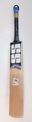 SS Extreme Kashmiri Willow Cricket Bat (Indoor) + Free Ship & Extras