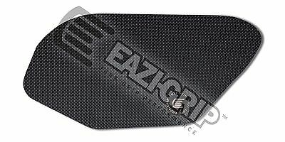 Eazi-Grip™ PRO Motorcycle Tank Grips Yamaha YZF-R6 1999-2002 Clear Black