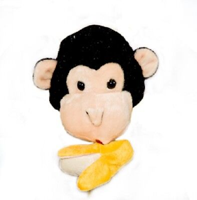 NWT Safe2Go Child Safety Harness Monkey With Banana