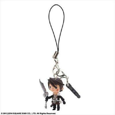 *NEW* Theatrhythm Final Fantasy Squall Mascot Strap Cell Phone Charm